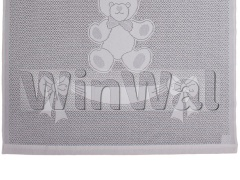 Ткани Morton & Young - Baby Blanket: Bear & Bow Banner 860 Morton & Young
