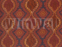 Ткани Marvic Textiles - Lisieres 6222-2 Henna Marvic Textiles