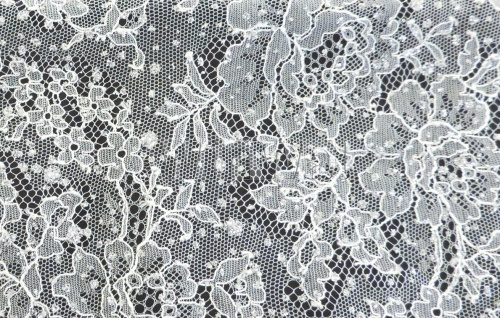 Lace Glitter Chantilly - 33002D1 Bennett Silks