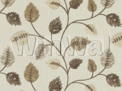 Ткани Duralee - NATURAL/BROWN DA61193-70 Duralee