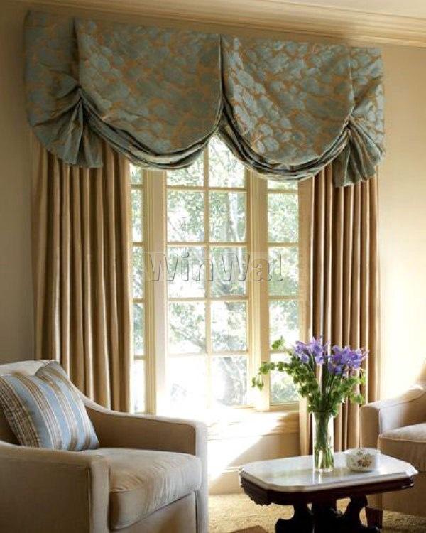 Теплые шторы на окна